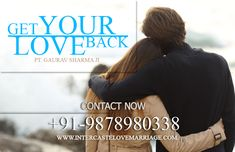 Love is the best feeling of the life and who is fall in love they are feel very different from others love is the feel of attraction towards your love partners.  http://www.intercastelovemarriage.com/get-love-back.php