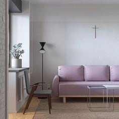 Sofa, Couch, Modern Retro, Furniture, Home Decor, Settee, Settee, Decoration Home, Room Decor