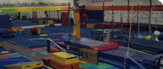Seattle Gymnastics Academy | Indoor Playground in Lake City for Toddlers and Kids