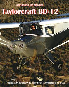 Taylorcraft BD-12 Pilot Report
