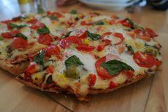 Pizza Turksbrood AF