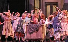 annie broadway costumes - Google Search