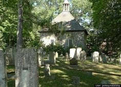 Walloon Church, 1717, New Paltz, NY One of the oldest of 11 buildings in the US