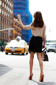 hands down still my favorite NYC image from The Sartorialist