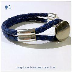inspiration and realisation: DIY fashion blog: 3 DIYs: braided cord bracelets