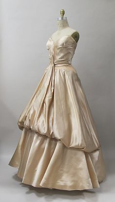 Charles James | Ball gown | American | The Met