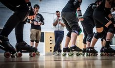 Share Tweet + 1 Mail  Ankles and roller derby: a deadly combination.    In my short time playing roller derby I have personally witnessed ...