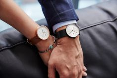 iKi Studio is raising funds for iKi 'A' Series Watch: Minimalist watch with Swiss movement on Kickstarter! Exquisite watch design with quality components. Latest Watches, Watches For Men, Christian Paul Watch, Watches Photography, Minimalist Lifestyle, Minimalist Fashion, Lifestyle Trends, Stylish Watches, Watch Brands