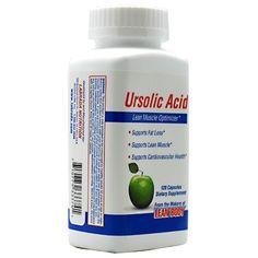 Labrada Nutrition Ursolic Acid for Weight loss
