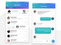 Social Connection - Chat/Call/Video Call designed by Abhishek Srivastava. App Ui Design, Mobile App Design, Whatsapp Theme, Mobile App Ui, Ui Design Inspiration, How To Be Likeable, Chat App, User Experience