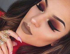 Makeup Mastery – Your guide to perfect makeup Makeup Is Life, Makeup Goals, Makeup Inspo, Makeup Inspiration, Makeup Tips, Beauty Makeup, Makeup Products, Kylie Lipstick, Makeup Essentials
