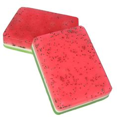 Watermelon Soap Watermelon Scented with by TheBathofKhan on Etsy