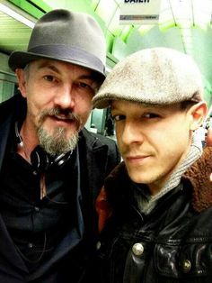 Tommy Flanagan & Theo Rossi <3 #SOA