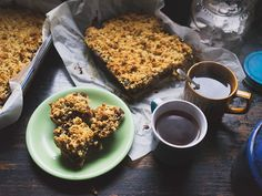 Orange and Date Bars