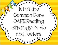 Browse over 20 educational resources created by Smilin' Teacher in the official Teachers Pay Teachers store. Cafe Reading Strategies, Daily 5 Kindergarten, Objectives Board, Instructional Coaching, Planning And Organizing, Cafe Menu, Common Core Standards, Teacher Newsletter, Grade 1