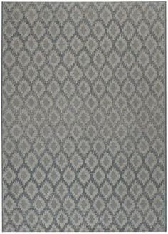 Thailand-Diamond Chambray Rug