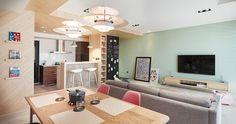 竹北 26 坪北歐風咖啡屋公寓 - DECOmyplace 新聞