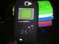 Nintendo Game Boy Soft Silicone Skin Case Cover Cool Samsung Galaxy Note 2 II | eBay $9.99