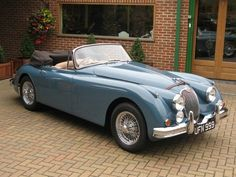 1960 Jaguar XK 150 Drop Head Coupe