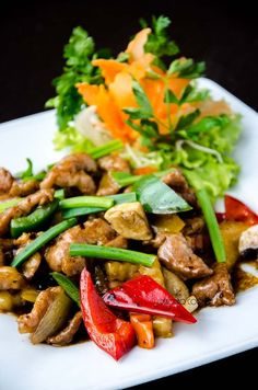 skoraq cooks: Tajska uczta / Thai feast