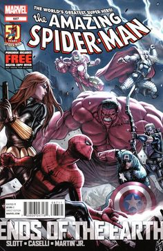 Cover for The Amazing Spider-Man (Marvel, 1999 series) #687 August 2012