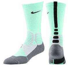 nike elite socks on Wanelo... No doubt, these are my FAVORITE!!!