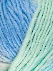 Self-striping & Color Changing Yarn - Crystal Palace Yarns Mochi Plus Seaview