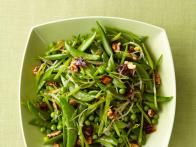 Sunny Anderson's Pasta, Pancetta and Peas Recipe