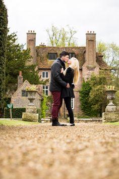 Groombridge Place engagement shoot. Wedding photographers Essex Sam and Louise Photography www.samandlouise.co.uk