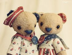 teddy bears Sailors
