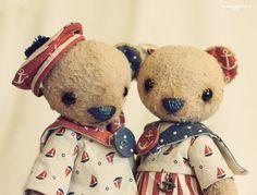 teddy bears Sailors