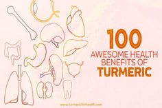 100 Evidence Based Awesome Health Benefits of Turmeric - Turmeric is a 'miracle herb'. You have heard this one quite a number of times. But what makes this herb so miraculous.    Bioactive ingredients found in this herb are pleiotropic in nature- the same molecule can …