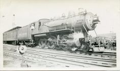 5G999A RP 1937 NYNH H New Haven Railroad Loco 308 Rebuilt to Oil New Rochelle NY | eBay
