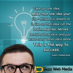 #BeMotivated: Just one good idea put into action is all it takes to create #success | #Entrepreneur #Business #Inspirational #Quotes #dailyquotes #lifequotes #QuoteOftheDay