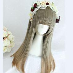 Harajuku Fashion Sweet Wig