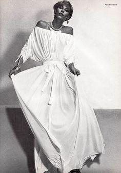 Nina Ricci,  L'Officiel - April 1978,  Photographed by Patrick Bertrand