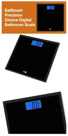 Precision Choice Digital Bathroom Scale