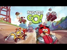 Angry Birds Go! Official Gameplay Trailer - Game out December 11!