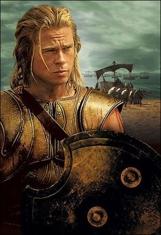 Achilles_ son of Peleus and the Nereid Thetis
