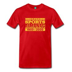 Grays Sports Almanac T-Shirt | N36 Apparel: jets, aircraft, computer games, guns, military planes, weapons, nerd, cool, retro & gee