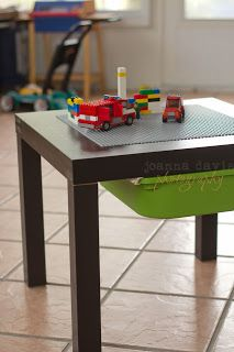 PreKandKSharing: Build A Lego Table For Your Classroom!