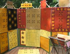 handmade floor cloths