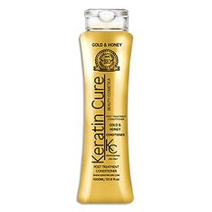 Biological Keratin Cure Conditioner Gold  Honey 1000ml 3381 fl oz  SALE ** Click on the image for additional details.