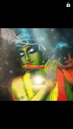 Krishna Painting, Durga Maa, Krishna Images, Radhe Krishna, Koi, Love Of My Life, Northern Lights, Paintings, Sweet