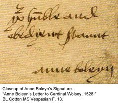 1000 images about tudor england important royal for Tudor signatures