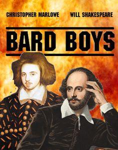 Bard boys. Thanks to Teen Librarian Matt for this.