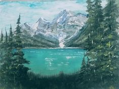 Portfolio Gallery for Al Budarin Impressionist Paintings, Rocky Mountains, Waterfalls, The Great Outdoors, Places To Visit, Display, River, Gallery, Floral