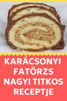 Hungarian Recipes, Hungarian Food, Winter Food, Banana Bread, French Toast, Dessert Recipes, Xmas, Baking, Breakfast