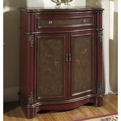 Hand-painted-Mahogany-Finish-Accent-Chest-L14311726.jpg 650×650 pixels