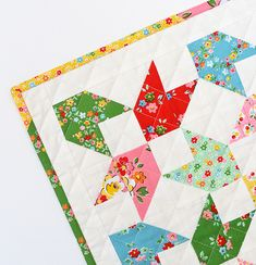 Another day, another blog tour post! Riley Blake / Penny Rose Fabrics have so many amazing collections coming out at the moment, I've certai...
